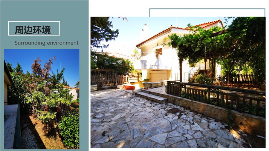 雅典北部三房别墅