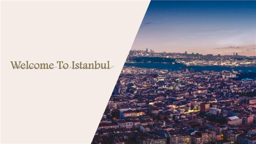 土耳其房价:伊斯坦布尔诺德花园
