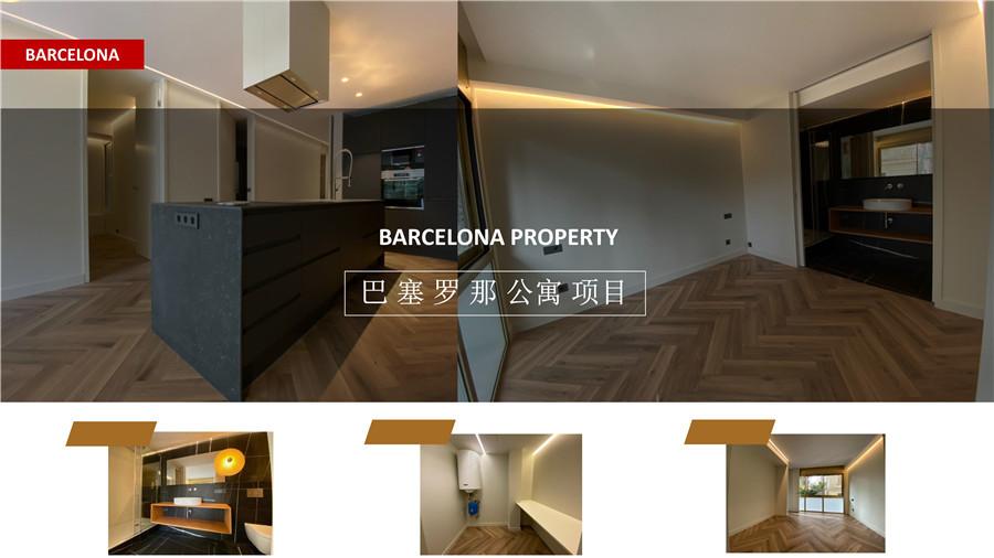 巴塞罗那加泰罗尼亚广场爱莎公寓 109.5万欧