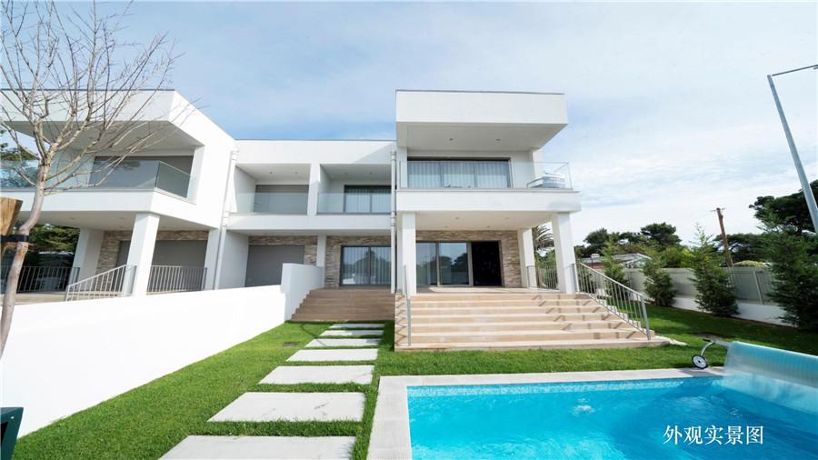 葡萄牙卡斯卡伊斯联排别墅 93.5万欧元起
