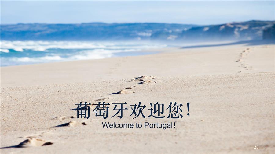 葡萄牙银色海岸线银滩别墅 独栋别墅 130万欧元