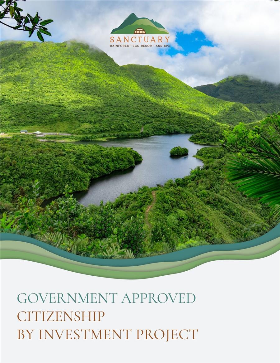 多米尼克购房移民:Sanctuary Rainforest Eco Resort and Spa