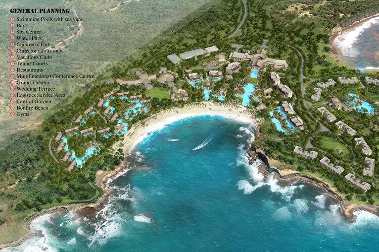 圣卢西亚房产投资入籍有哪些房产项目?