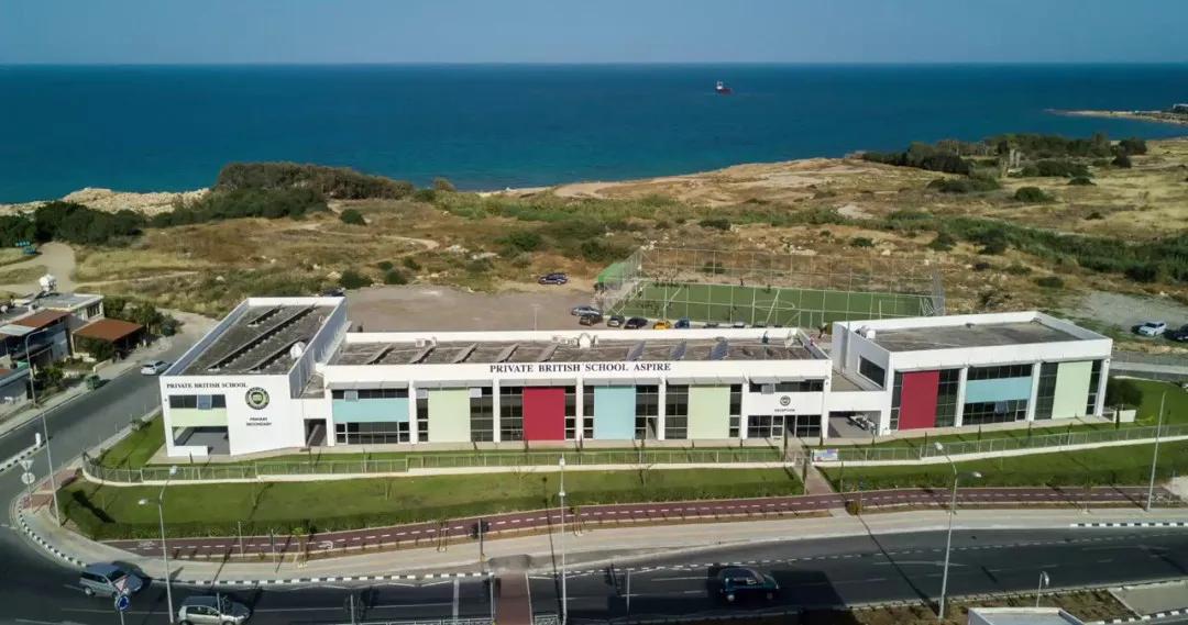 塞浦路斯国际学校:帕福斯ASPIRE英国私立学校