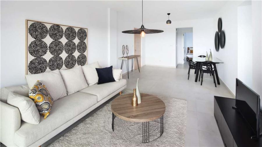 帕福斯房产:多姆斯Domus小区公寓+联排别墅