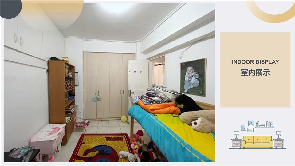 希腊房产:雅典北部使馆区Psichiko  两居两卫-08年翻新