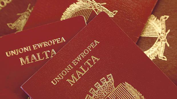 马耳他显示出避税天堂的特征,涉及马耳他护照项目