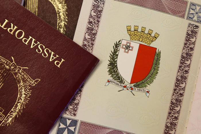 """""""间谍""""利用马耳他护照计划潜入欧洲,被取消护照"""