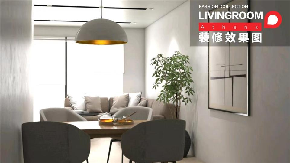希腊买房移民:雅典法里奥海滨公寓 全新建